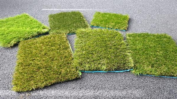 Grote foto kunstgras premium tuin en terras kunstgras