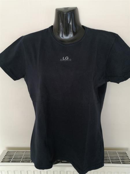 Grote foto sport marineblauw t shirt van la gaviotta kleding dames t shirts
