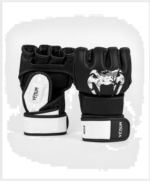 Grote foto venum legacy mma handschoenen zwart wit kies hier uw maat s sport en fitness vechtsporten en zelfverdediging