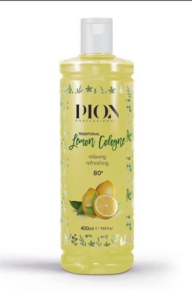 Grote foto pion lemon cologne 80 400ml beauty en gezondheid gezichtsverzorging