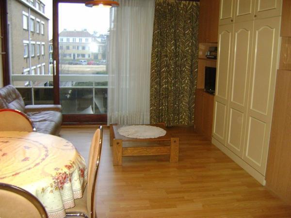 Grote foto appartement zeezicht en grote studio zonnekant vakantie belgi