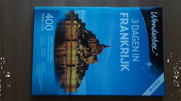 Grote foto 3 dagen frankrijk tickets en kaartjes hotelbonnen