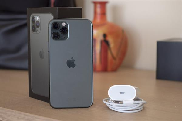 Grote foto apple iphone 11pro max telecommunicatie apple iphone