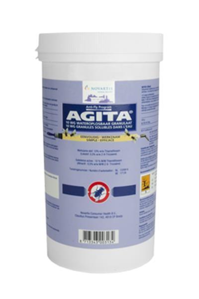 Grote foto agita 10 wg wateroplosbaar 1kg dieren en toebehoren overige