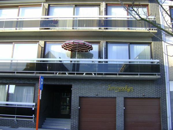 Grote foto appartement zeezicht grote studio zonnekant te huu vakantie belgi