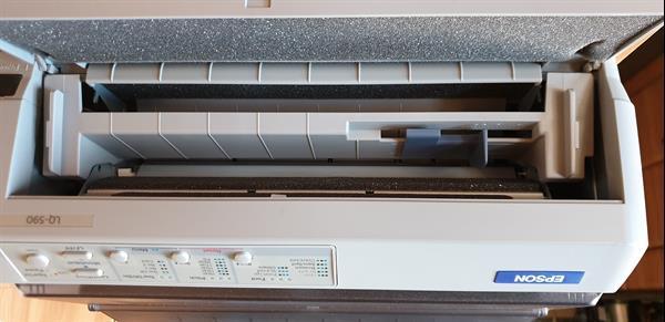Grote foto epson lq 590 dot matrix printer computers en software printers