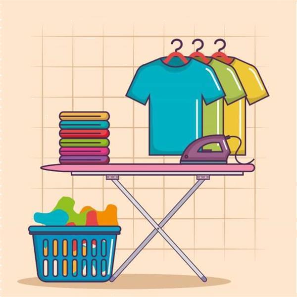 Grote foto strijkster zoekt strijk diensten en vakmensen wasserettes stomerijen en strijkservice
