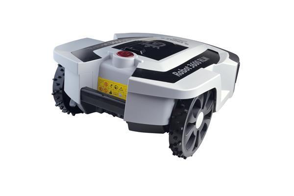 Grote foto nieuwe robotmaaier 3600rlm van 3995 nu 1200 tuin en terras maairobots