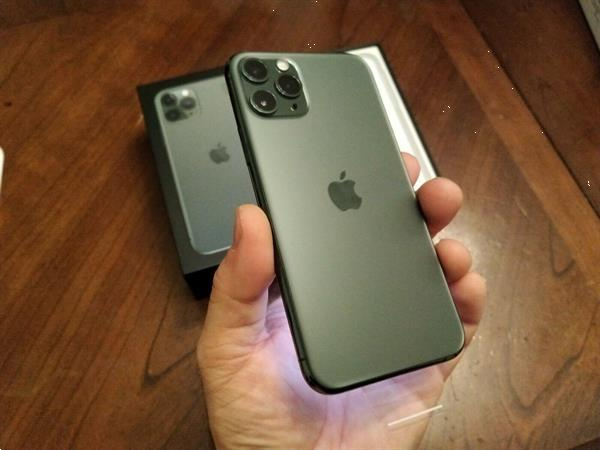 Grote foto apple iphone 11 pro max 256 gb telecommunicatie apple iphone