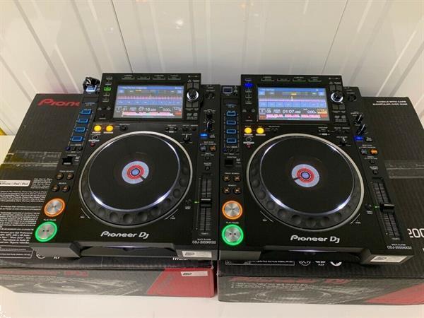 Grote foto te koop pioneer ddj sx3 500 pioneer xdj rx2.800 muziek en instrumenten dj sets en draaitafels