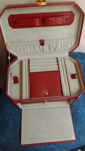 Grote foto sieradenkoffer nieuw nu 25 euro sieraden tassen en uiterlijk juwelen voor haar
