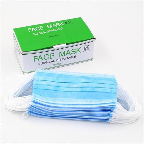 Grote foto 3 ply disposable surgical face mask beauty en gezondheid gezichtsverzorging