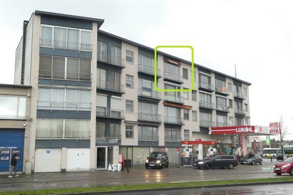 Grote foto merksem appartement met 2 slpks. huizen en kamers appartementen en flats