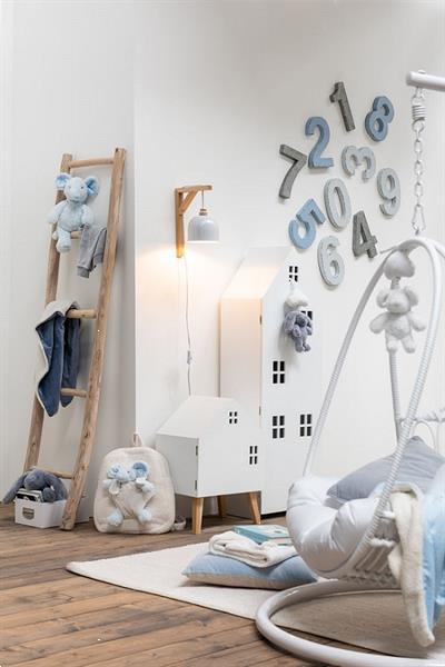 Grote foto kast huis voor kinderkamer set van 2 stuks kinderen en baby commodes en kasten