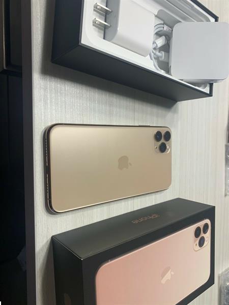 Grote foto iphone 11 pro max 256 gb goud ontgrendeld telecommunicatie apple iphone