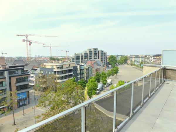 Grote foto te huur dakapartement 1slpk groot terras hasselt huizen en kamers appartementen en flat