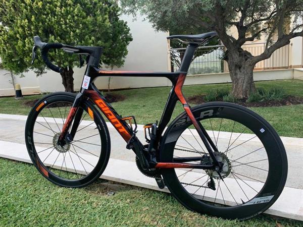 Grote foto giant propel 2019 fietsen en brommers racefietsen