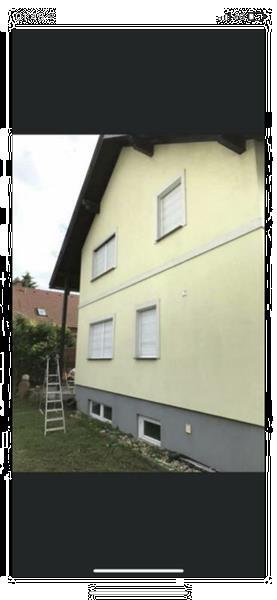 Grote foto terras gevelreiniging avp clean paint services diensten en vakmensen gevelrenovatie en voegers