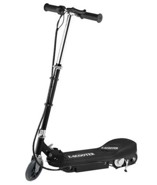 Grote foto elektrische scooter 12km p uur 250w fietsen en brommers steppen