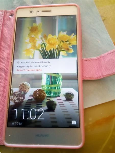 Grote foto huawei p9 lite gold dual sim telecommunicatie huawei