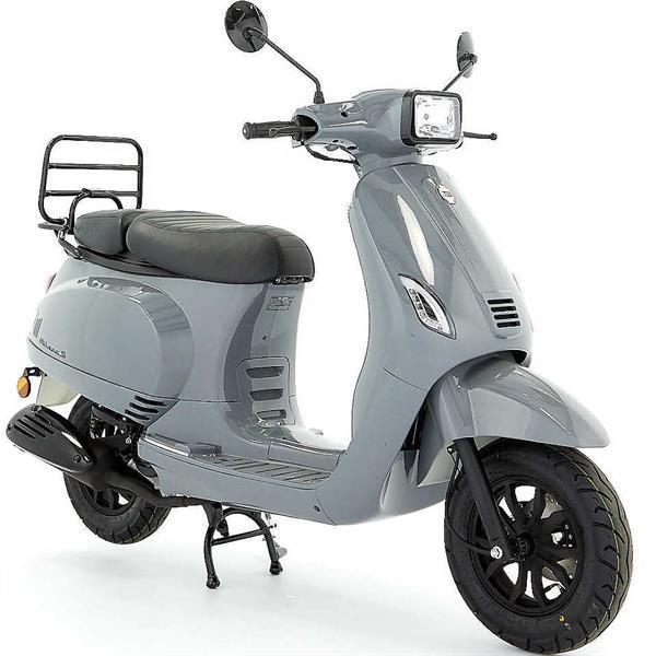 Grote foto dts milano s euro 5 nardo grijs bij central scooters kopen motoren overige merken