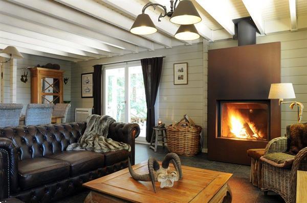 Grote foto luxe chalet met sauna en jacuzzi vakantie belgi