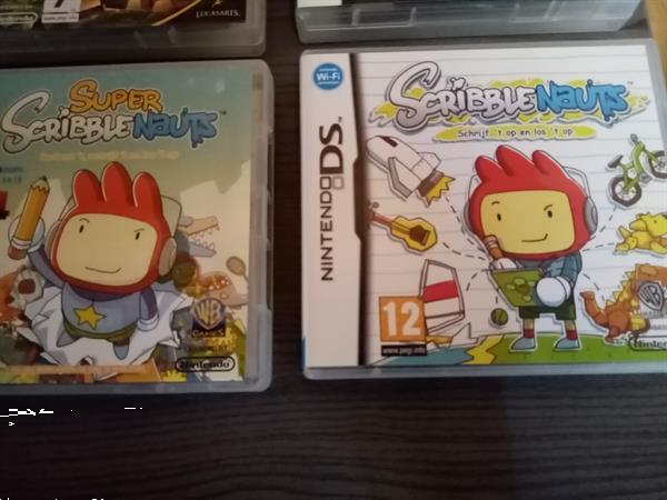 Grote foto nintendo ds spelcomputers games ds
