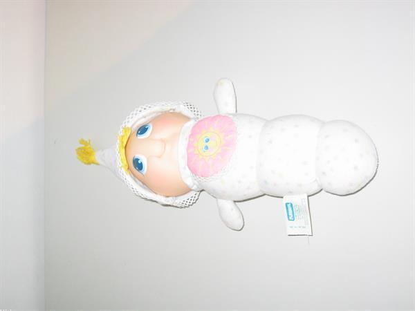 Grote foto baby glo worm playskool 1986 kinderen en baby knuffels en pluche