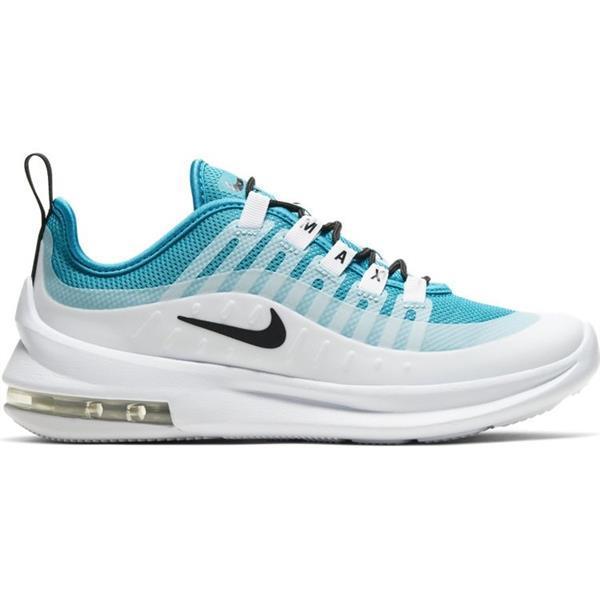 Grote foto nike air max axis wit blauw gs schoenmaat eu 38 kleding dames schoenen