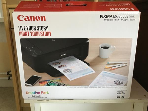 Grote foto printer canon computers en software printers