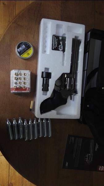 Grote foto loodjesgeweer hobby en vrije tijd speelgoed