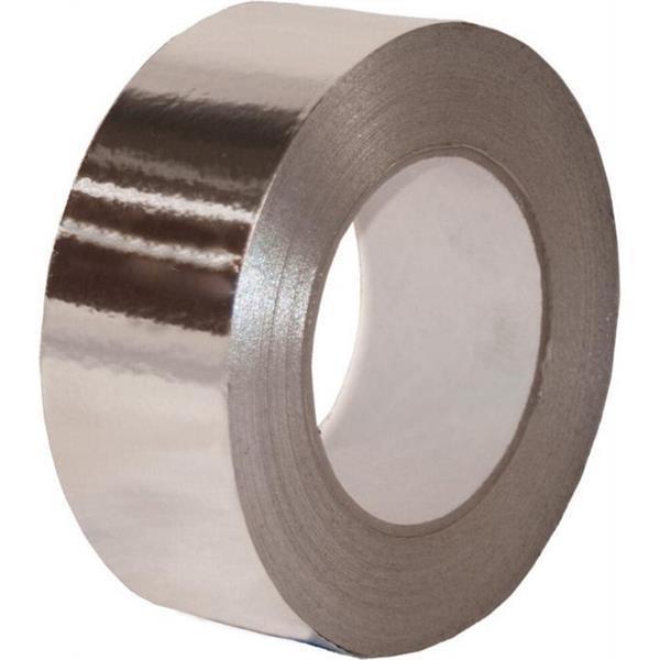 Grote foto aluminium tape 0 1 mm x 50 mm x 50 m tuin en terras werktuigen