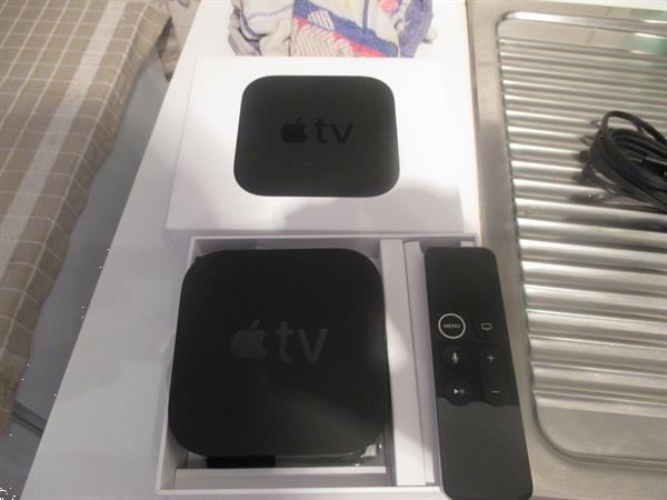 Grote foto 4k apple tv 32 gb audio tv en foto mediaspelers