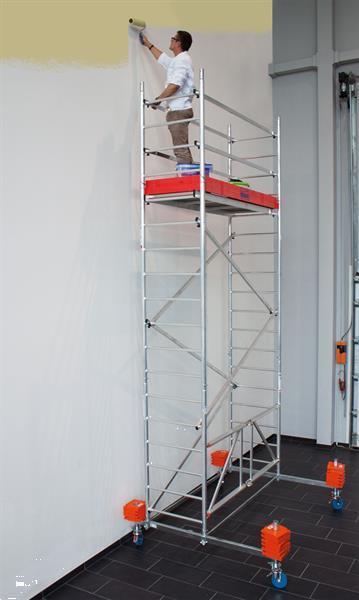 Grote foto vouwstelling 5 80m nieuw doe het zelf en verbouw steigers