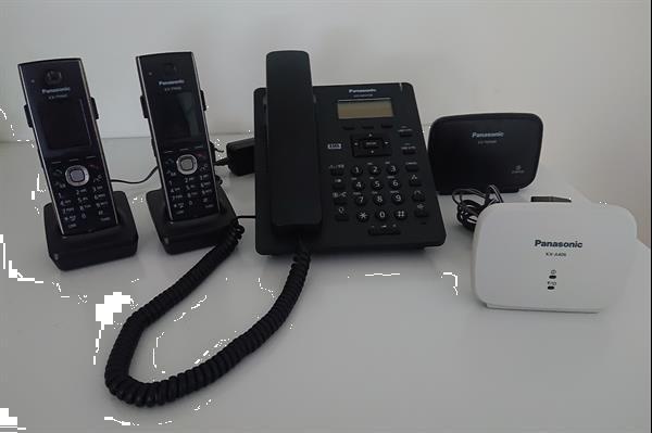 Grote foto telefonieset voor voip freephone business telecommunicatie overige telecommunicatie