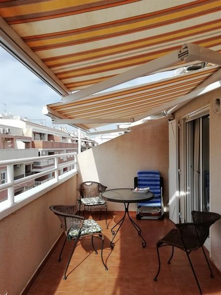 Grote foto gezellige penthouse te koop in torrevieja vakantie spanje