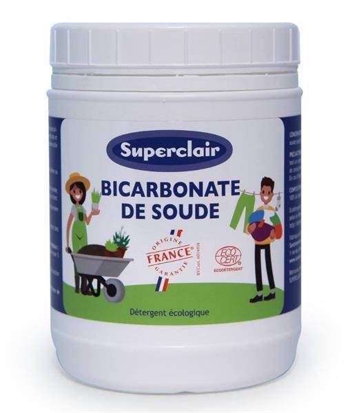 Grote foto poeder natrium bicarbonaat 1 x 600g beauty en gezondheid mineralen