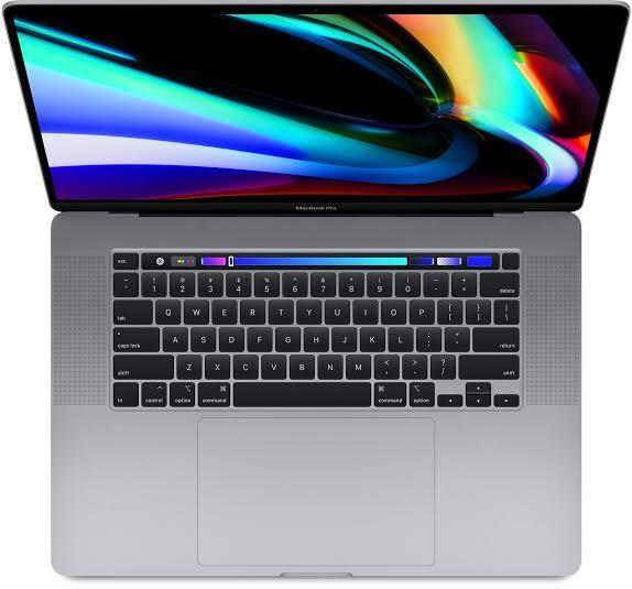 Grote foto macbook pro 16 2.6 ghz intel core i7 512gb ssd computers en software apple