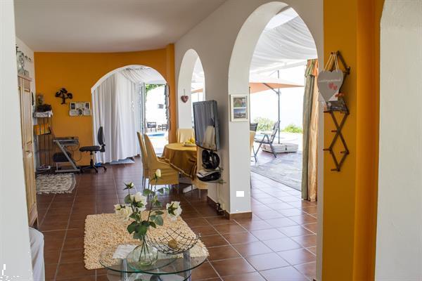 Grote foto la puerta del paraiso huizen en kamers landhuizen