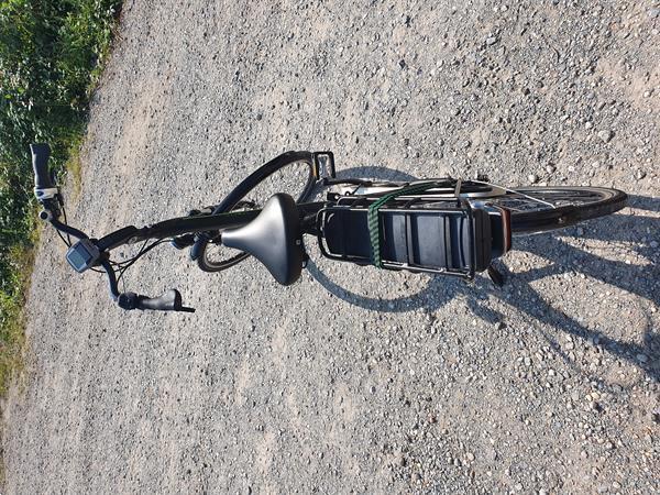 Grote foto elektrische dames fiets sparta fietsen en brommers elektrische fietsen