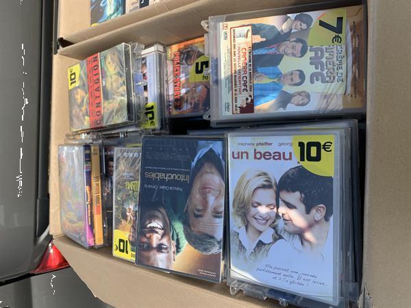 Grote foto lot dvd s en serie boxen 150 st cd en dvd overige
