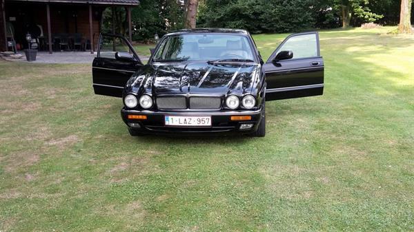 Grote foto pracht jaguuar auto jaguar