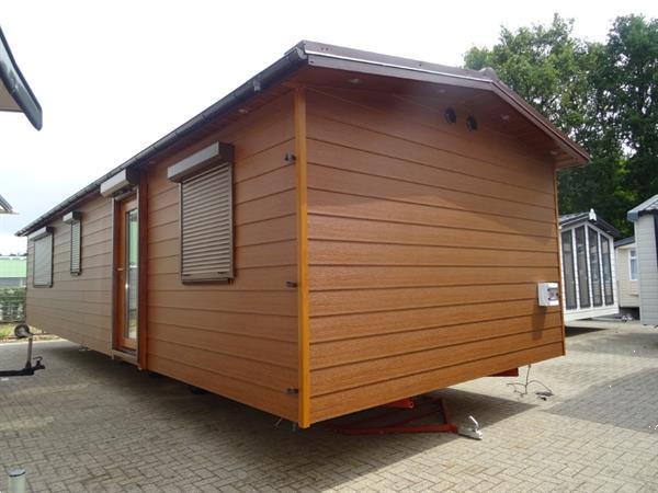 Grote foto chalet met badkuip 1 slaapkamer caravans en kamperen stacaravans