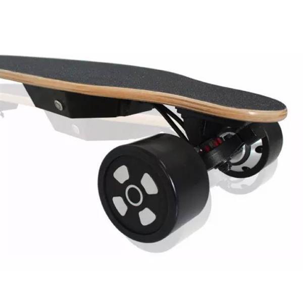 Grote foto elektrisch skateboard smart e board 350w met afstandsbed sport en fitness skeeleren en skaten