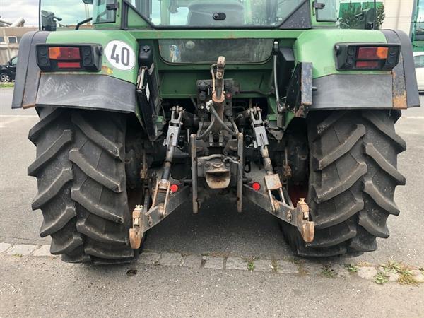 Grote foto 2001 tractoren fendt farmer 309c agco 119 2 agrarisch tractoren