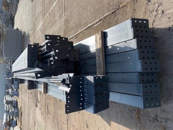 Grote foto z.g.a.n. staalconstructie 12.00 x 25.00m 300m zakelijke goederen bedrijfs onroerend goed