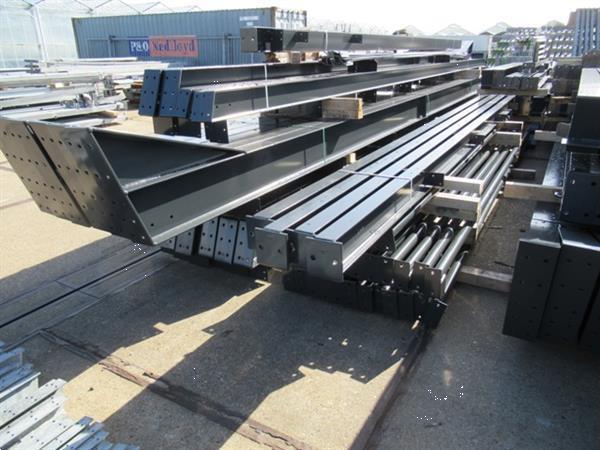Grote foto nieuwe constructie 20.00 x 41.00 meter 820m2 zakelijke goederen bedrijfs onroerend goed