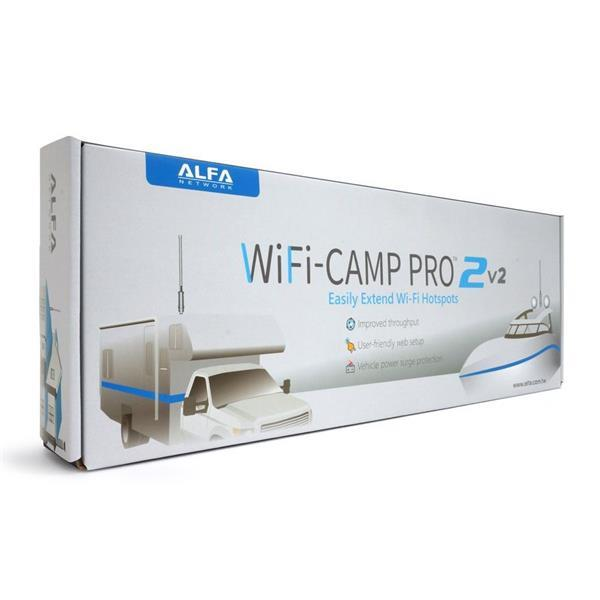 Grote foto alfa network wifi camp pro2v2 set tube una antenne r36a computers en software netwerkkaarten routers en switches