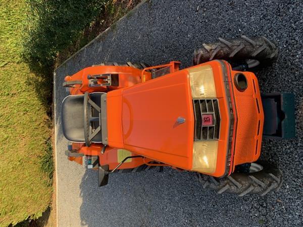 Grote foto minitractor agrarisch tractoren