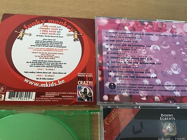 Grote foto cd voor kinderen cd liedjes voor kerstdagen cd en dvd overige